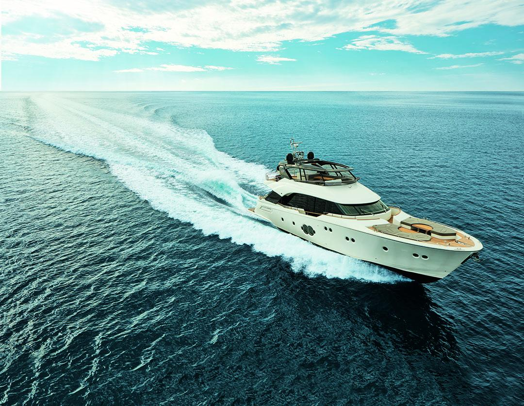MONTE CARLO YACHTS 80\'