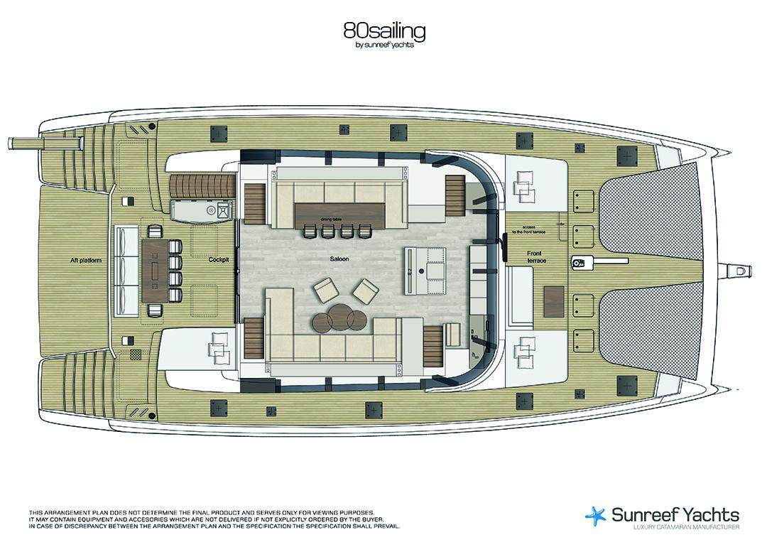 Sea Trial Yacht Class Magazine Sunreef 80