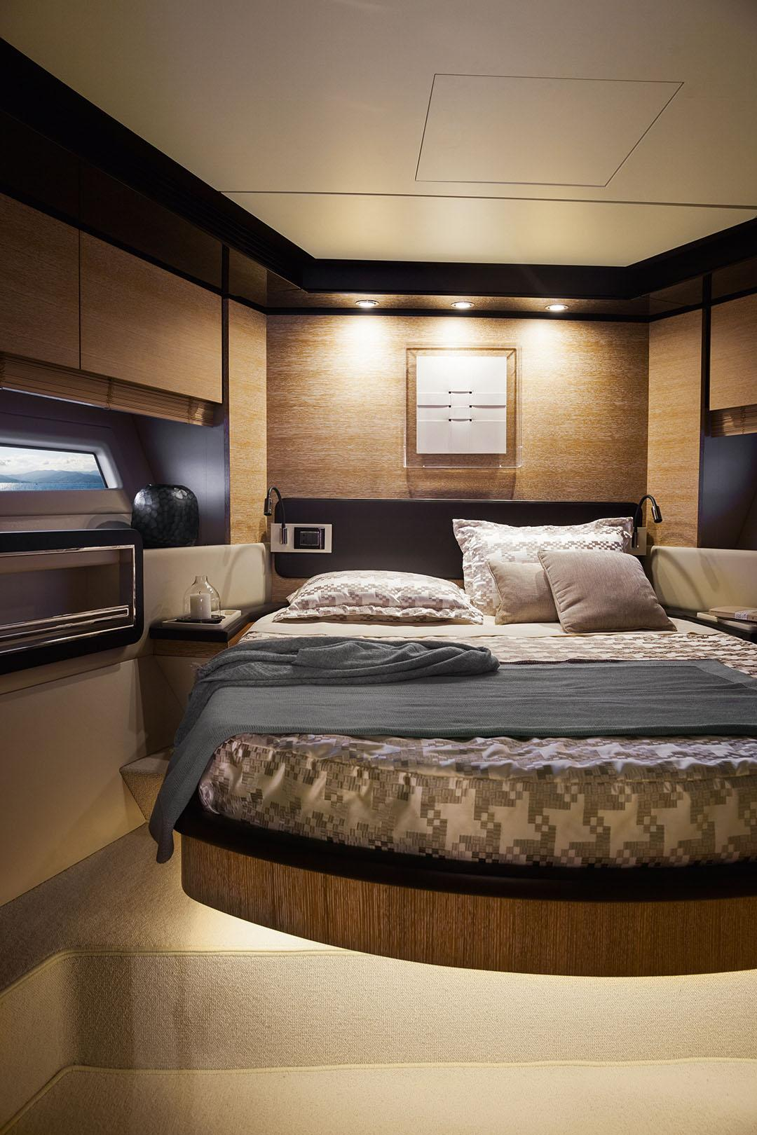 72 vip cabin decape oak version