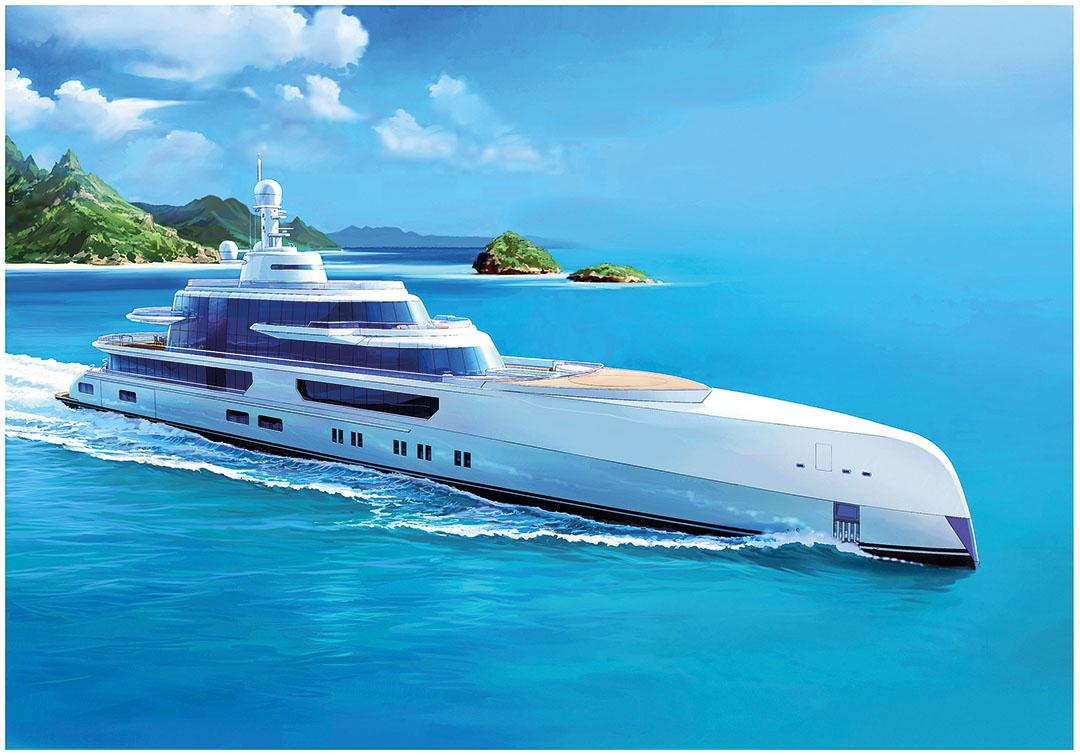 abeking rasmussen project infinity 88 m my 1