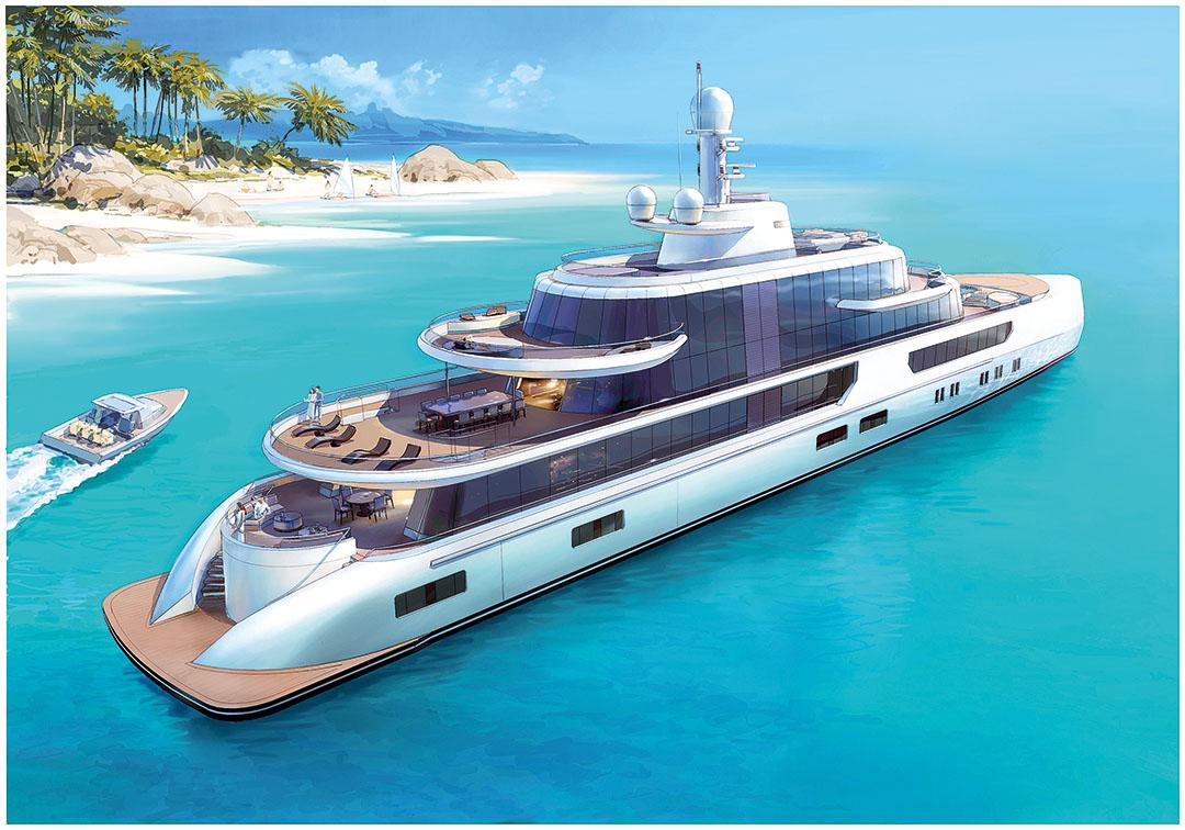 abeking rasmussen project infinity 88 m my 2