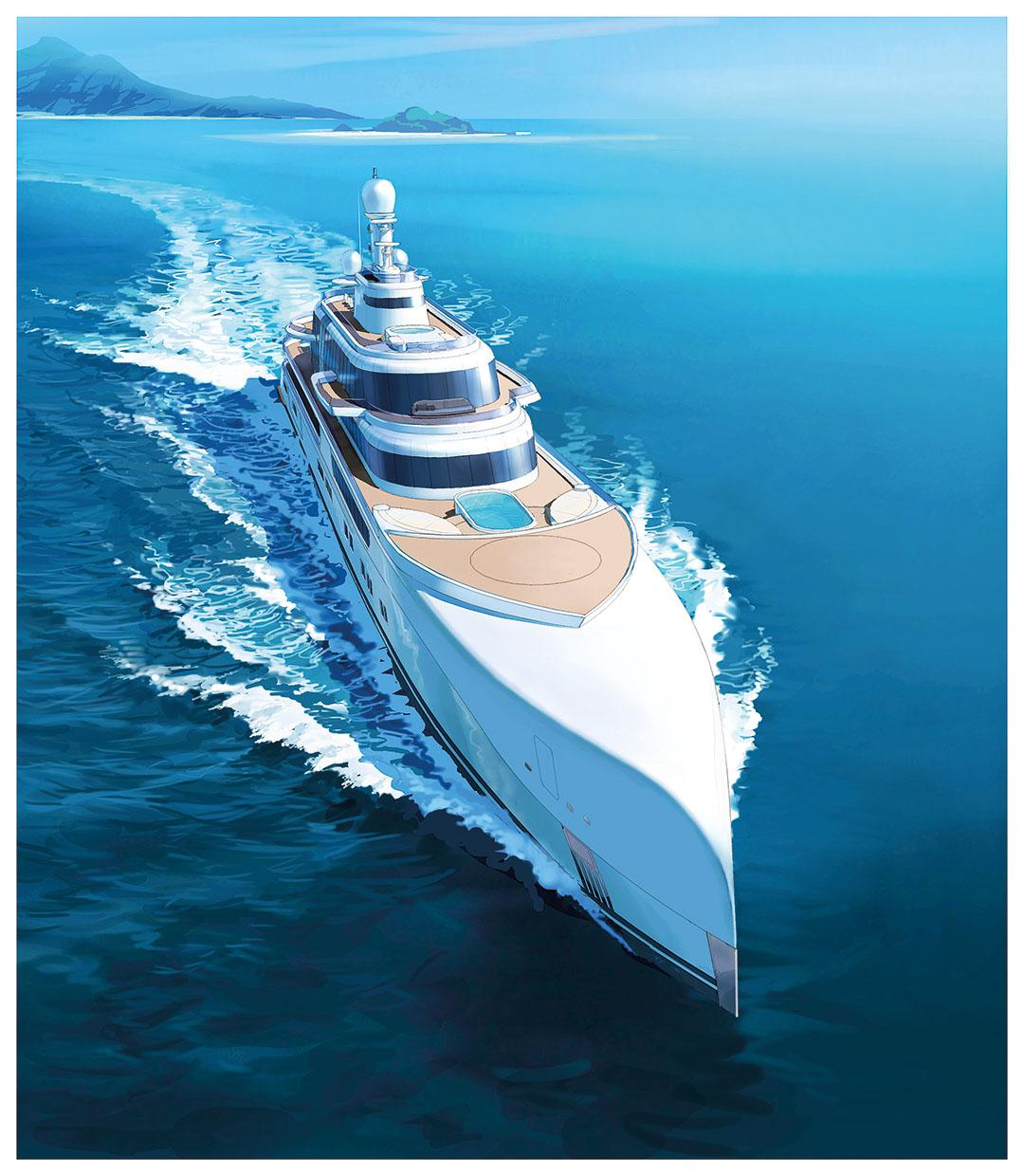 abeking rasmussen project infinity 88 m my 6
