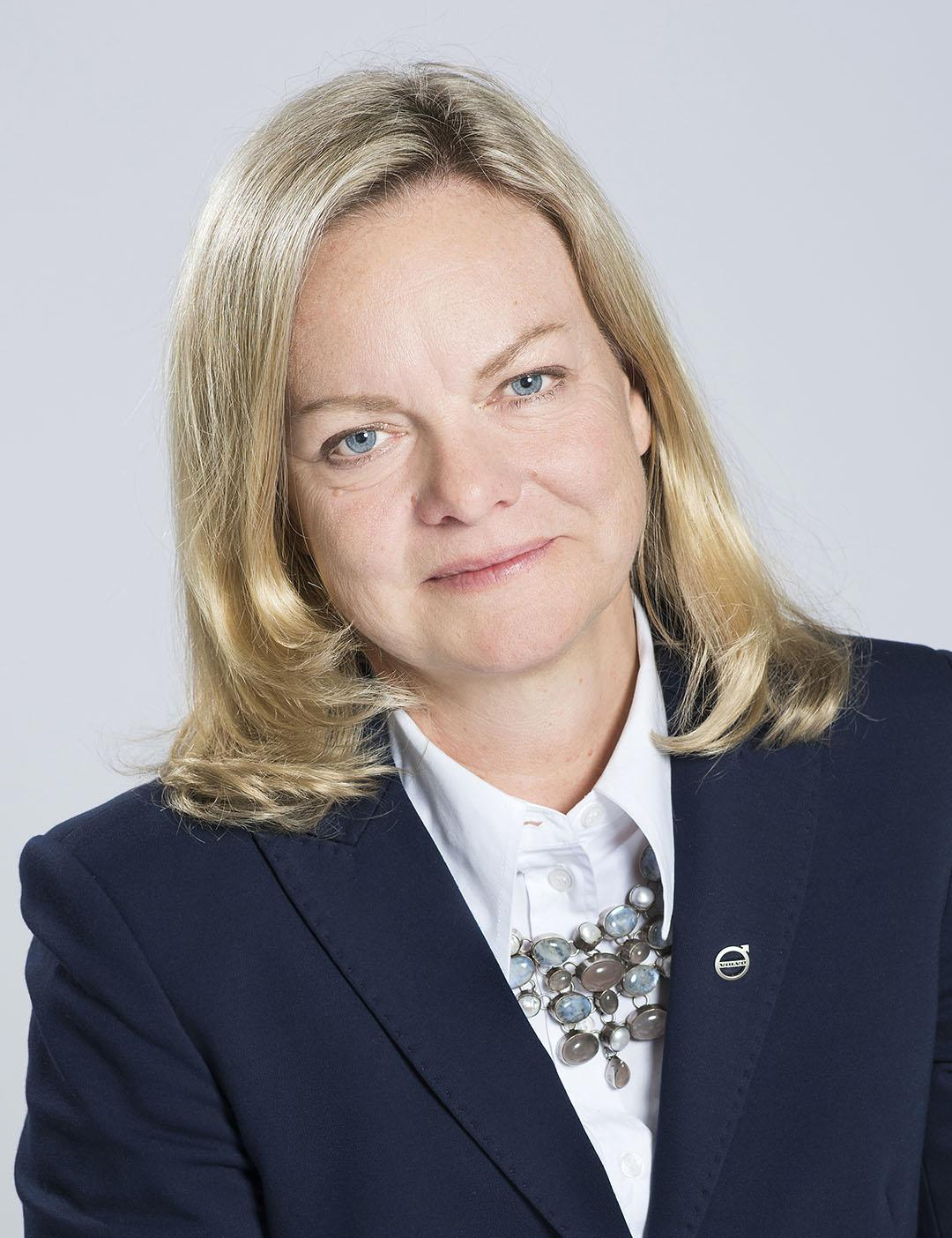helene mellquist appointed president of volvo penta 1