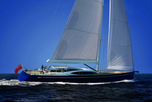 OYSTER 118'