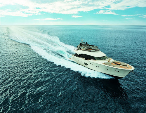 MONTE CARLO YACHTS 80'